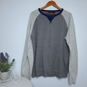 J Crew Men's Cotton Sweater size XL
